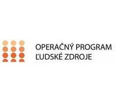 Operačný program ľudské zdroje
